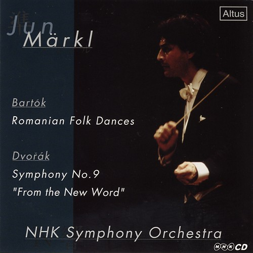 Märkl / NHK so. - Dvořák : Symphony No.9 etc.