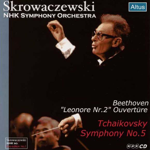 Skrowaczewski / NHK so. - Tchaikovsky : Symphony No.5 etc.