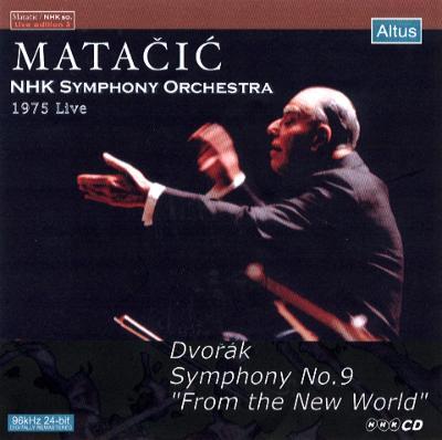 Matačić / NHK so. - Dvořák : Symphony No.9