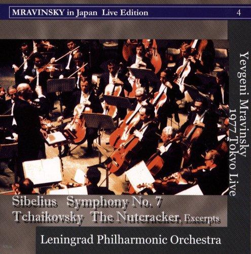 Mravinsky - Sibelius : Symphony No.7 etc. (1977 Tokyo Live)