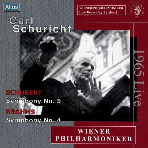 Schuricht / VPO - Brahms : Symphony No.4 etc. (Mono)