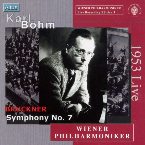 Böhm / VPO - Bruckner : Symphony No.7 (Mono)