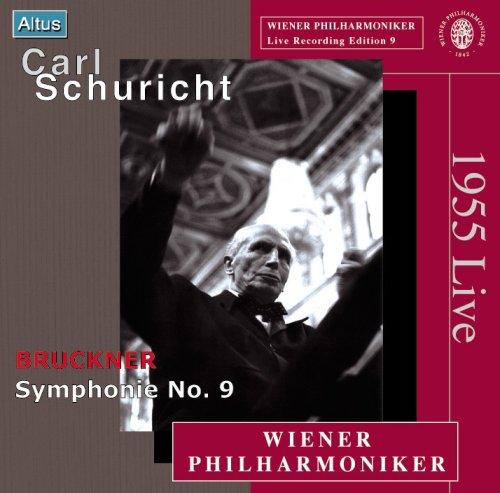 Schuricht / VPO - Bruckner : Symphony No.9 (Mono)