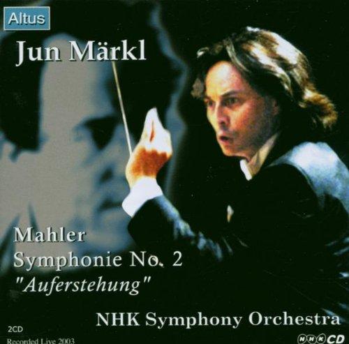Märkl / NHK so. - Mahler : Symphony No.2 (2CD)