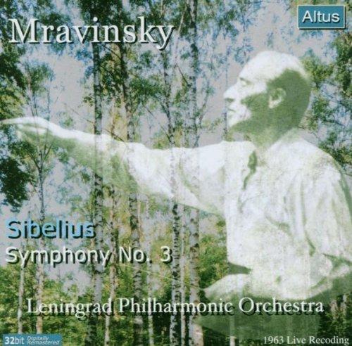 Mravinsky - Sibelius : Symphony No.3 (Mono & Stereo Remastered)
