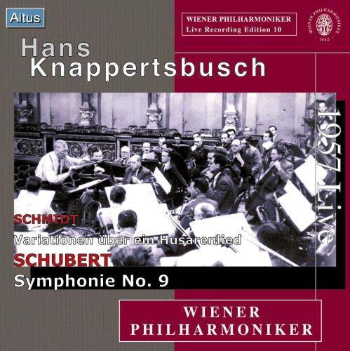Knappertsbusch / VPO - Schubert : Symphony No.9 etc. (Mono)