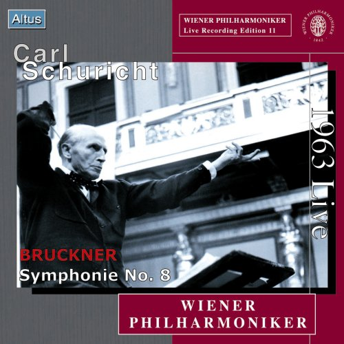 Schuricht / VPO - Bruckner : Symphony No.8 (Mono)