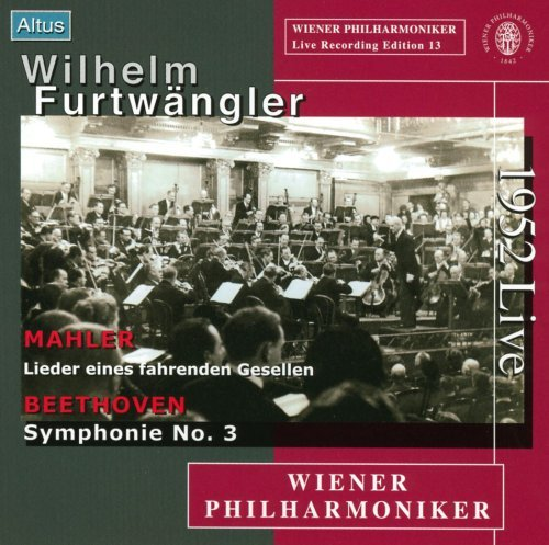 Furtwängler / VPO - Beethoven : Symphony No.3 etc. (Mono)