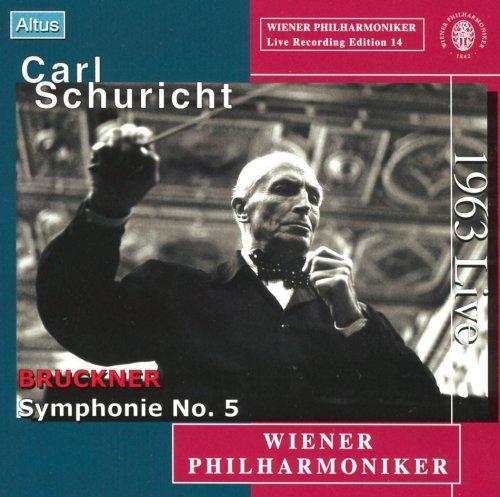 Schuricht / VPO - Bruckner : Symphony No.5 (Mono)