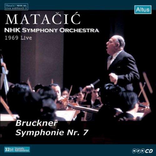 Matačić / NHK so. - Bruckner : Symphony No.7
