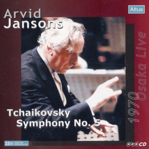 A. Jansons / Leningrad po. - Tchaikovsky : Symphony No.5 etc. (1970 Osaka Live)