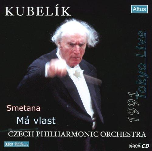 Kubelik / Czech po. - Smetana : Má Vlast (1991 Tokyo Live)