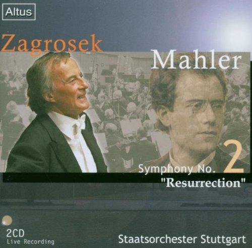 Zagrosek / Staatsorchester Stuttgart - Mahler : Symphony No.2 (2CD)