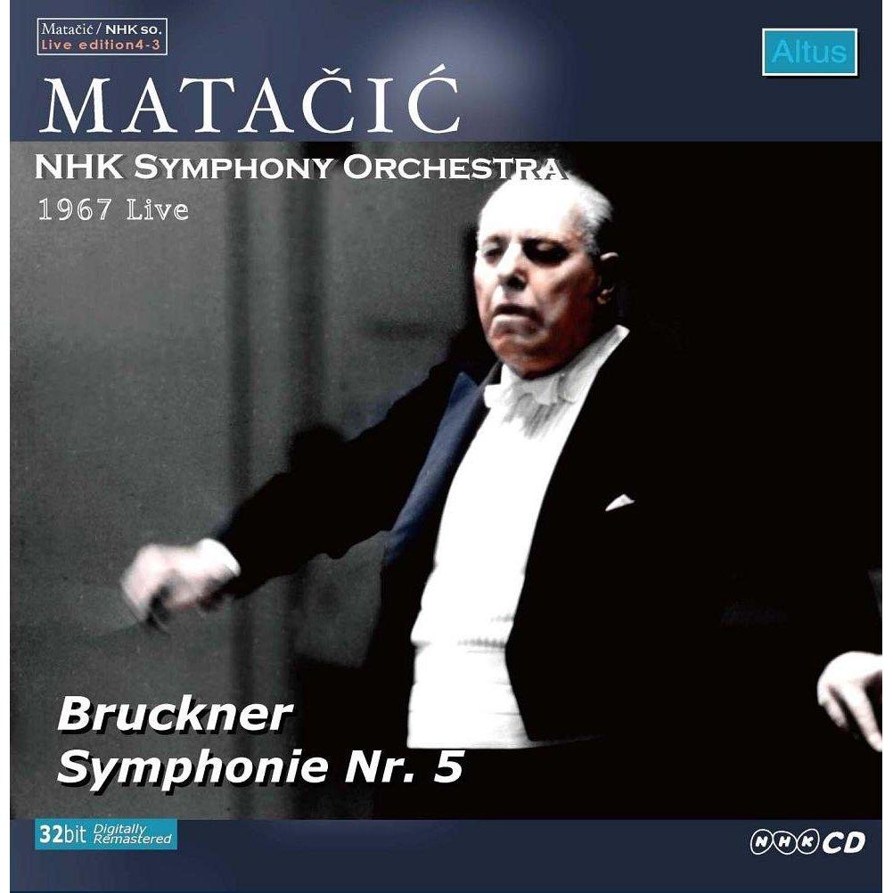 Matačić / NHK so. - Bruckner : Symphony No.5