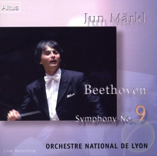 ALT147Märkl / National de Lyon - Beethoven : Symphony No.9