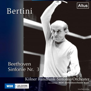 ALT150Bertini / WDR so. - Beethoven : Symphony No.3