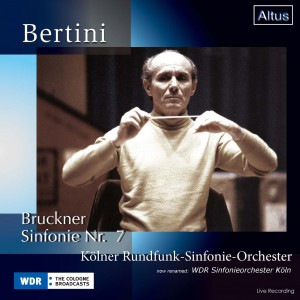 ALT151Bertini / WDR so. - Bruckner : Symphony No.7