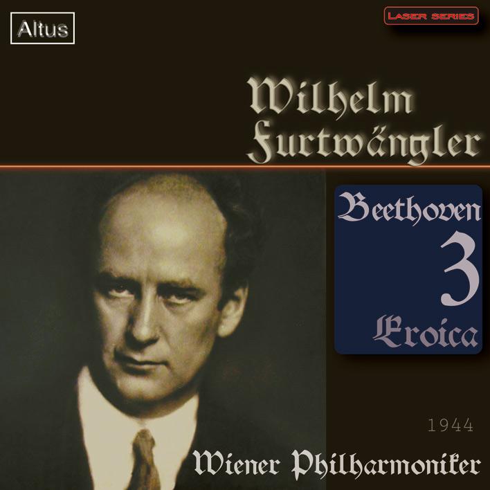 ALT154Furtwängler / VPO - Beethoven : Symphony No.3 (Mono)