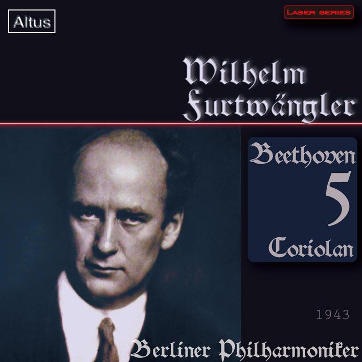 ALT155Furtwängler / BPO - Beethoven : Symphony No.5 etc. (Mono)