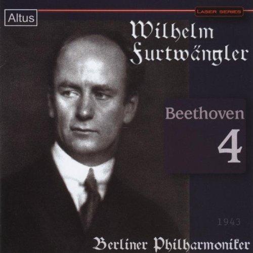 ALT158Furtwängler / BPO - Beethoven : Symphony No.4 (Mono)