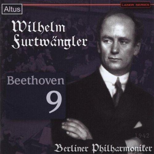 ALT165Furtwängler / BPO - Beethoven : Symphony No.9 (Mono)