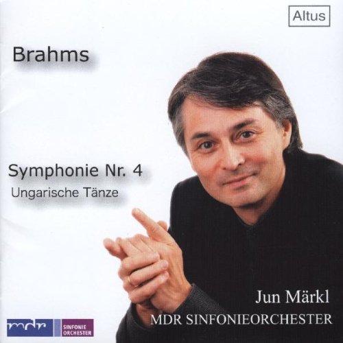 ALT166Märkl / MDR so. - Brahms : Symphony No.4 etc.