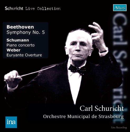 ALT175Schuricht / Haskil / Municipal de Strasbourg - Beethoven : Symphony No.5 etc.