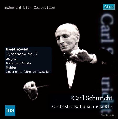 ALT178Schuricht / ORTF - Beethoven : Symphony No.7 etc. (Mono)